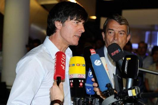 Joachim Low: I Stand by My Mistakes