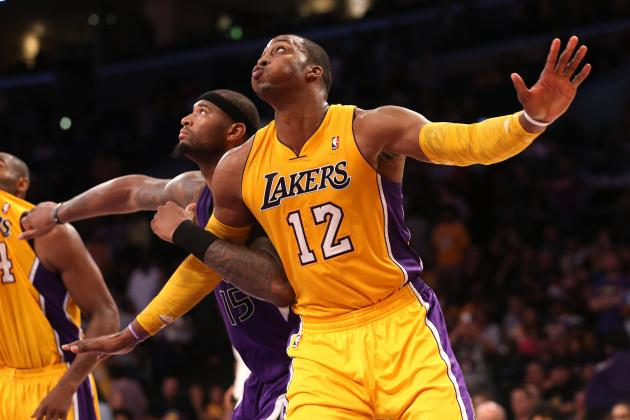 Presence of Dwight Howard Is Already Paying off on Defense for L.A. Lakers