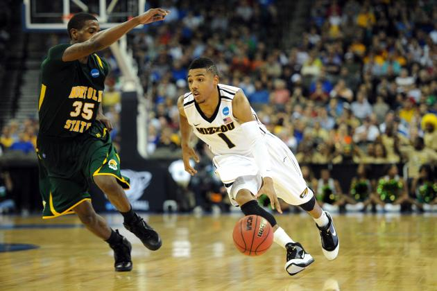 Pressey Named SEC Player of the Year