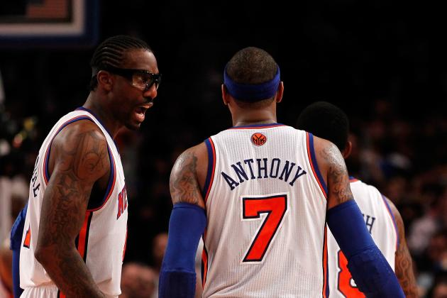 Why Amare Stoudemire's Knee Injury Is Blessing in Disguise for NY Knicks