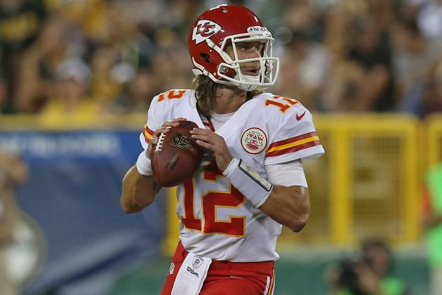 Debate: Will the Chiefs Start Ricky Stanzi Before the Season Ends?