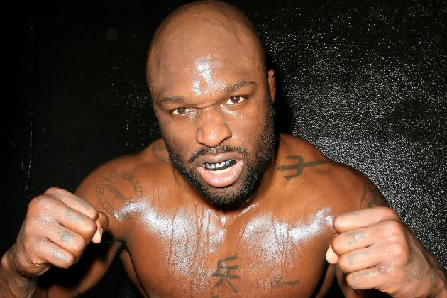 King Mo: MMA Is a Fad, Pro Wrestling Training Is Harder