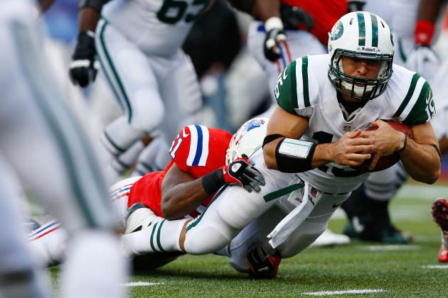 Breaking Down Tim Tebow's Form at the NFL's Midseason Mark