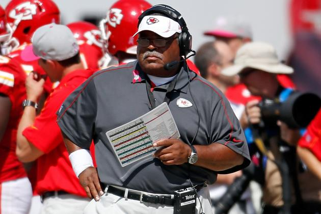 Falling Down: Chiefs Have Trailed for 78 Percent of Season