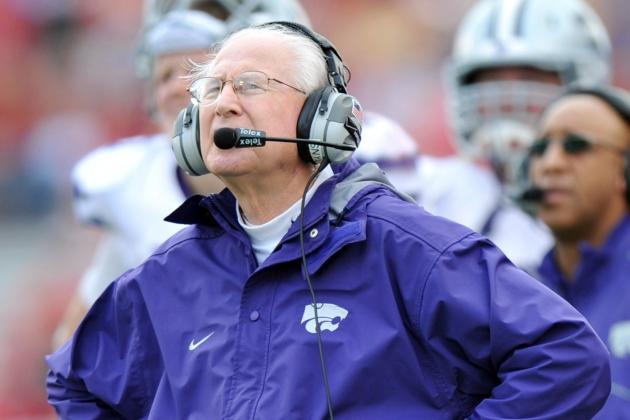 If Kansas State's Bill Snyder Can Do This in Kansas, What's Your Team's Excuse?