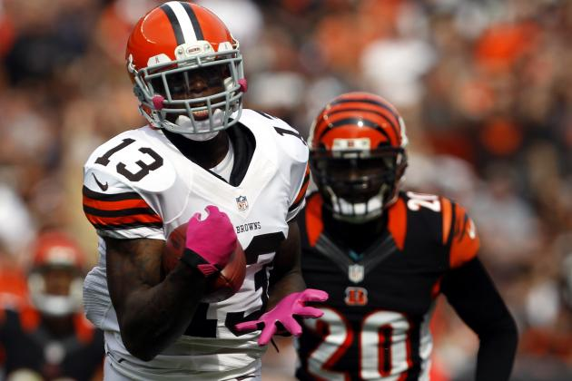 How Josh Gordon Has Vastly Improved the Cleveland Browns Offense