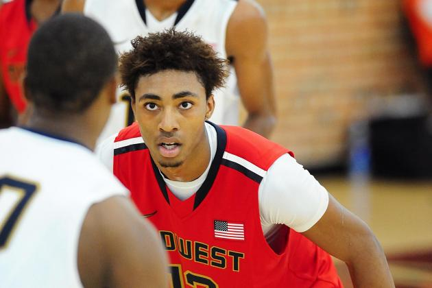 Don't Worry Kentucky Fans, James Young Won't Decommit