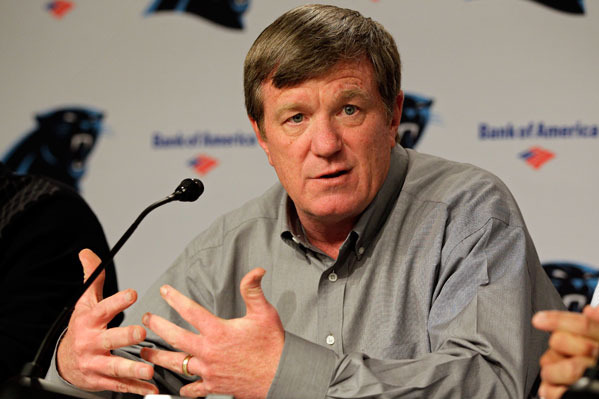 Carolina Panthers Fire GM Marty Hurney and More NFC South News