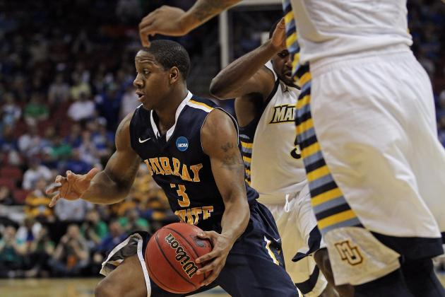 Canaan Bypasses NBA for One More Run at Murray State