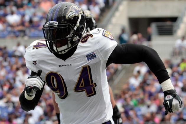 Sergio Kindle Clears Waivers, Will Return to Ravens on Practice Squad