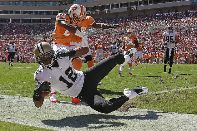 The 'Quiet Storm' No More: 2012 Is the Year for the Saints' Marques Colston