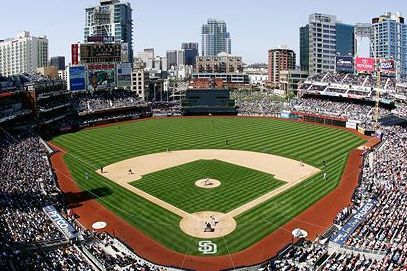 Padres Change Outfield Dimensions at Petco
