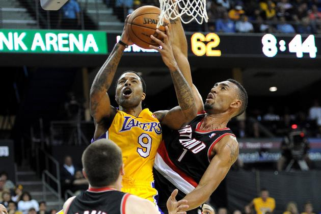 Lakers News: Waiving Chris Douglas-Roberts Hurts Team's Overall Athleticism
