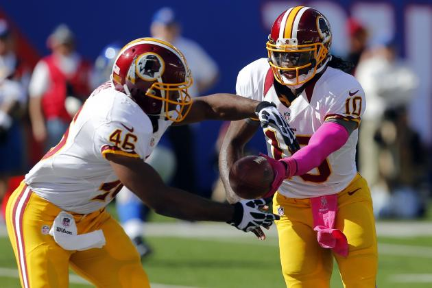 How the Washington Redskins Nearly Killed the New York Giants with the Option