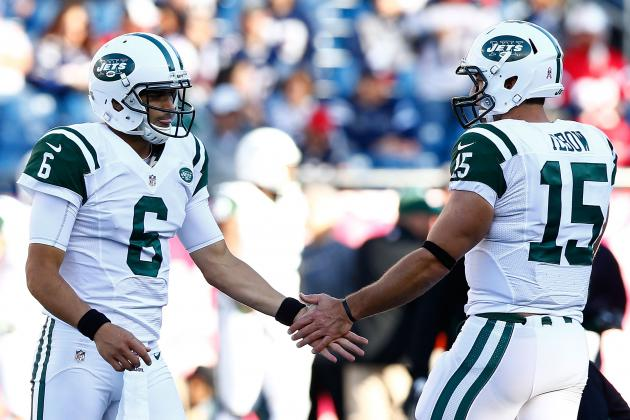 Tim Tebow: Mark Sanchez's Game vs. Patriots Hurts Tebow's Chances of Starting