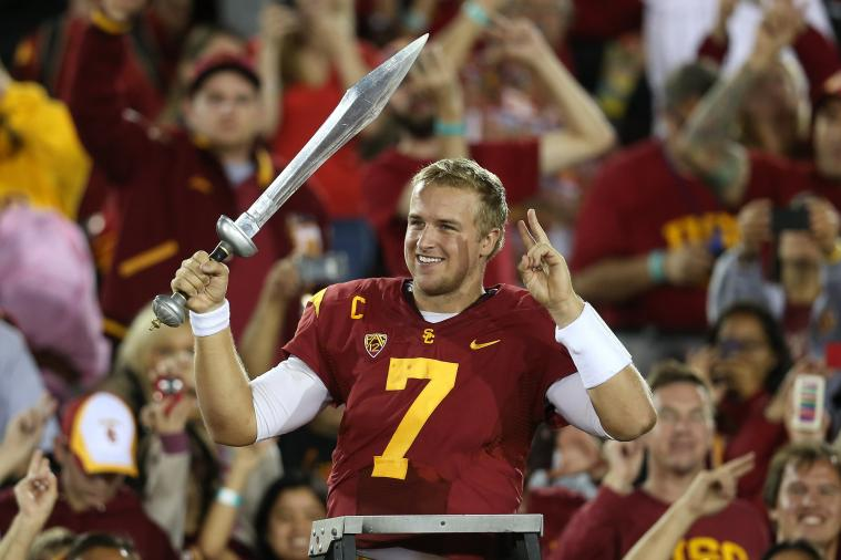 USC Football: Quarterback Matt Barkley Is Back in the Heisman Conversation