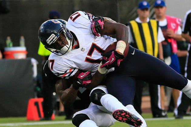 NFL Injury Report Week 7: Team by Team Updates, Inactive List & More