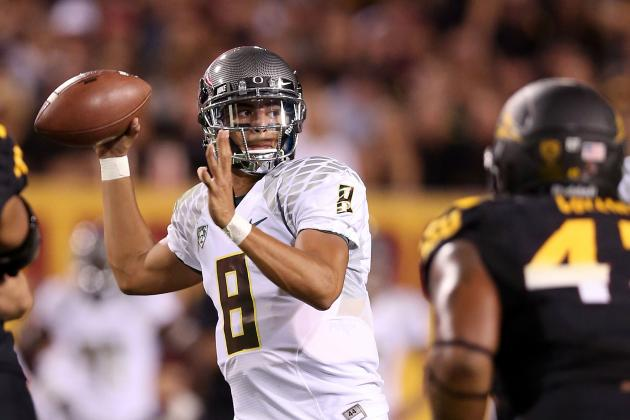 Oregon Football: Ducks Prepare to Pound Buffaloes, Then Trojans