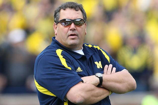 No. 20 Michigan Leaning on Its Improving Defense