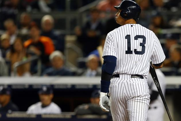 Matthews: Face It, A-Rod Isn't Going Anywhere