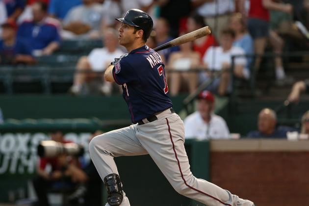 Is Josh Hamilton or Joe Mauer the Better Splash to Fix Yankees' Dead Offense?