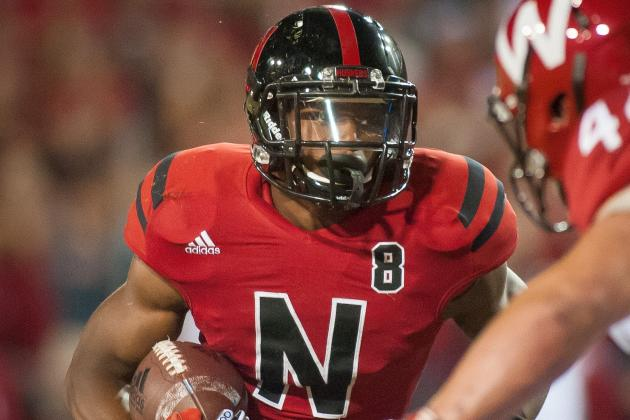 Ameer Abdullah Set to Take over as Nebraska's Featured Back