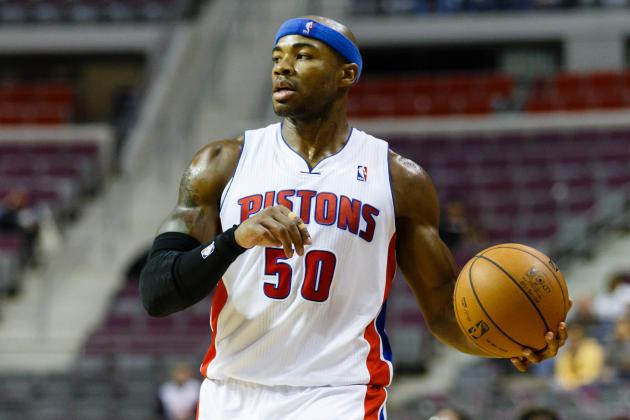 Corey Maggette Still Listed as Day to Day with Strained Calf