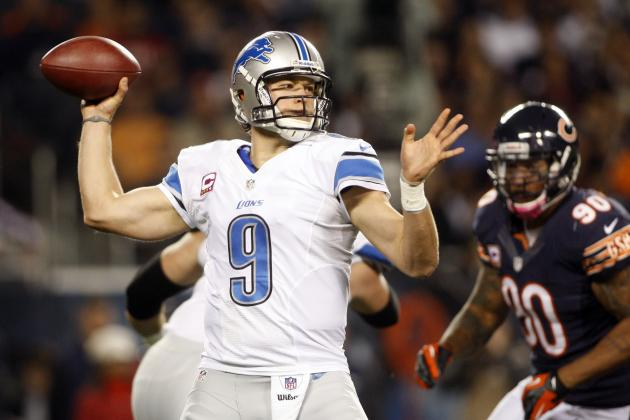 Where Has Matthew Stafford Gone Wrong in 2012?