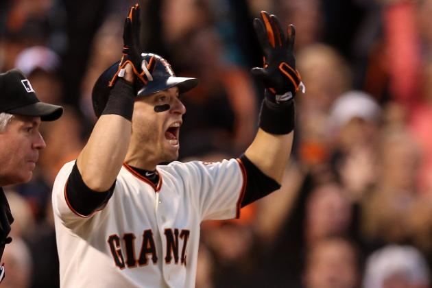 Scutaro Sets Franchise Playoff Record