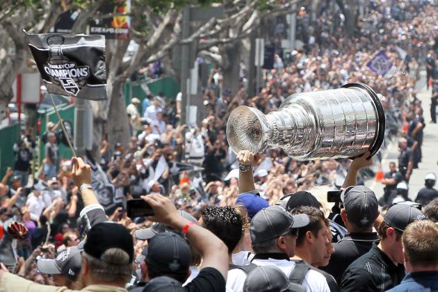 Los Angeles Kings: Odds of a Repeat for the 2012 Stanley Cup Champs