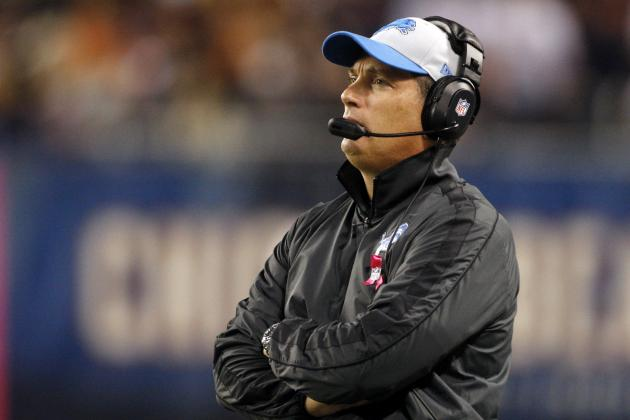 Why Lions Coach Jim Schwartz Absolutely Deserves to Be on Hot Seat