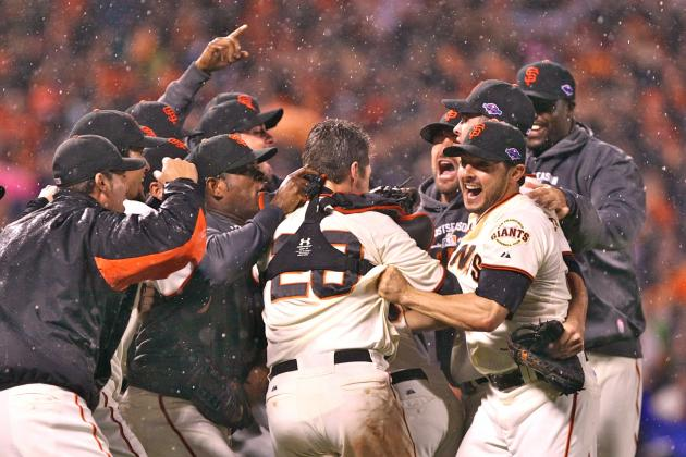 SF Giants Demolish St. Louis Cardinals 9-0 to Clinch World Series Berth