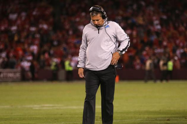 Detroit Lions: Coaching Problem or Personnel Problem?