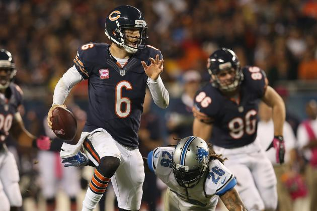 Lions vs. Bears: Cutler Shows Plenty of Grit in Defeat of Division Rival Lions