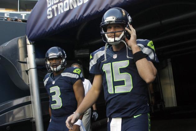 Matt Flynn May Never Play Quarterback for the Seattle Seahawks