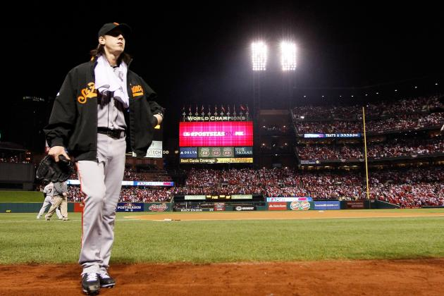 Tim Lincecum Should Start Game 1 for the San Francisco Giants