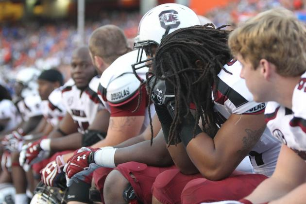 South Carolina Football: Were Gamecocks Overrated or Just Outclassed?
