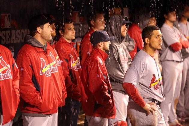 2012 NLCS: Why Giants' NLCS Comeback Was More of a Cardinals Self-Destruction