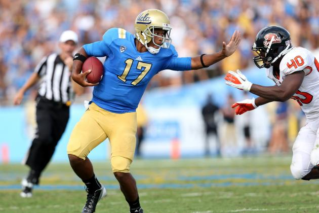 UCLA vs. Arizona State: TV Schedule, Radio, Game Time, Odds and More