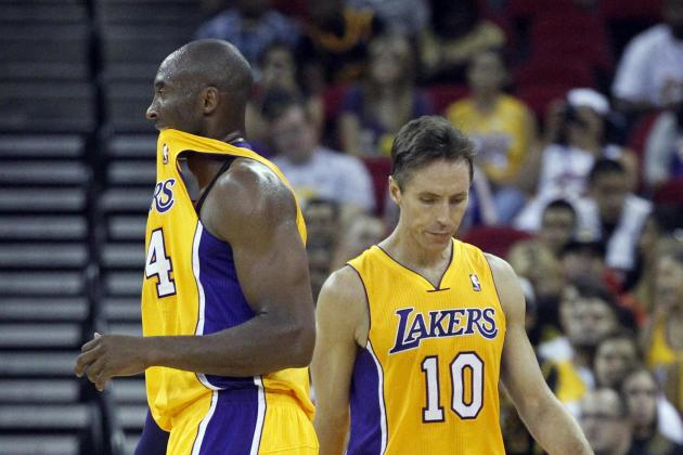 How Lakers Can Ensure Kobe Bryant and Steve Nash Pairing Is a Success