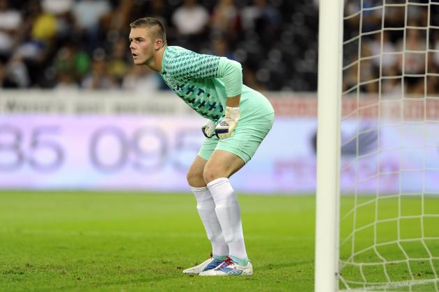 Everton: Why Jack Butland Could Be the Long-Term Successor to Tim Howard