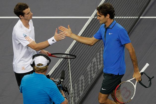Federer Seeks Title and Ranking Defense Against Djokovic and Murray