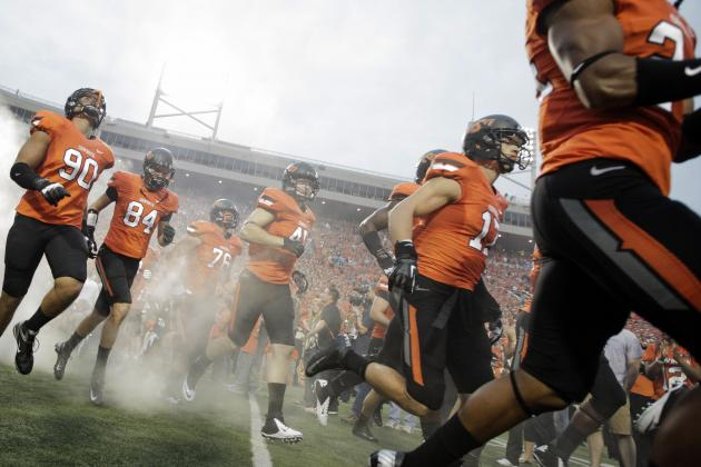 TCU vs. Oklahoma State: TV Schedule, Live Stream, Radio, Game Time and More