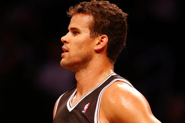 Nets' Kris Humphries May See Minutes Cut for Gerald Wallace