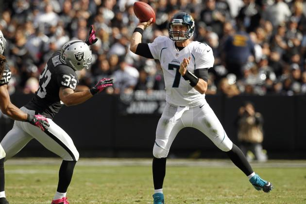 Jaguars vs. Raiders Take 2: Jacksonville Comes Unglued in the 2nd Half
