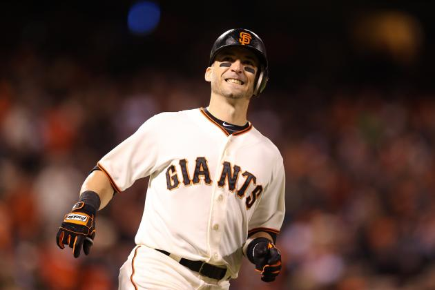 Marco Scutaro: NLCS MVP Must Carry Giants Offense vs. Tigers