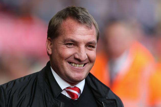 Liverpool FC: Rodgers Revolution Slowly Taking Shape...Hopefully