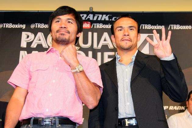 Manny Pacquiao: Fourth Fight Against Juan Manuel Marquez Holds No Appeal