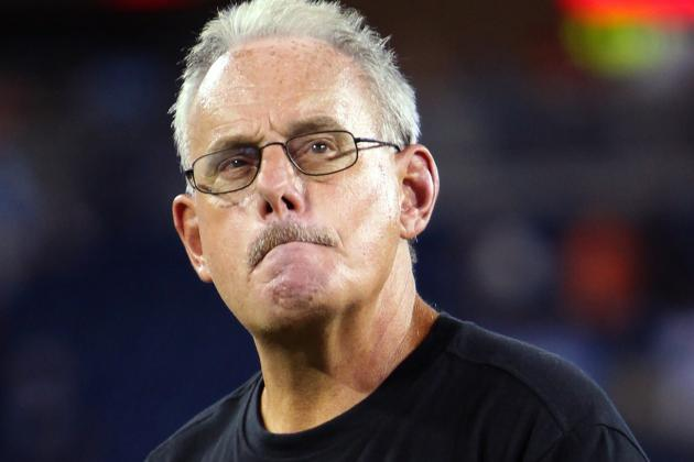 New Orleans Saints Interim Coach Joe Vitt Returns to Take over Coaching Duties