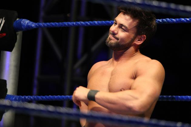 WWE Hell in a Cell 2012: Should Justin Gabriel Get a US Title Shot?